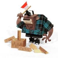 Lumberjack – Bear