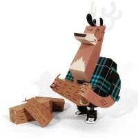 Lumber Jack – Deer