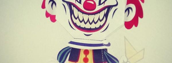 Gripsou Clown!