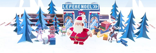 Tougui x SNCF – Free the Christmas spirit!